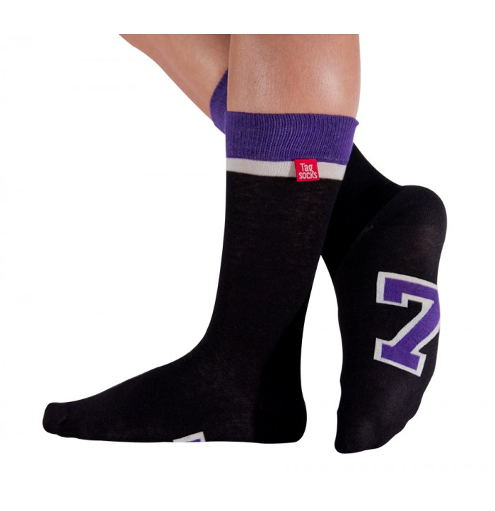 Tagsocks Lucky Number Seven