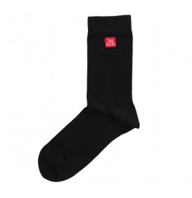 Tagsocks Singel Black1
