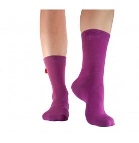 Tagsocks Pure Purple