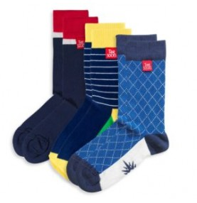 Tagsocks Multipack 3 Blue Note