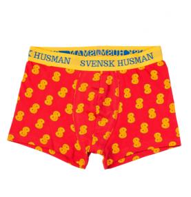 Svensk husman Boxerkalsonger Lussebulle