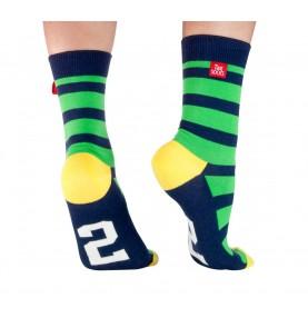 Tagsocks No:2 Rugby Green