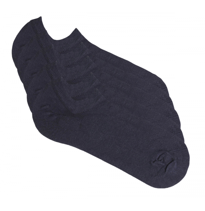 Tagsocks Sneaker Blue 5-Pack strumphuset