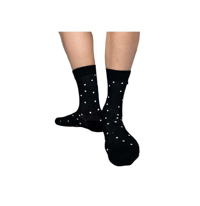 Tag Socks Black Sky - strumphuset
