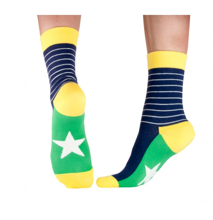 Tagsocks superstar blue