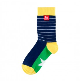 Tagsocks superstar blue1