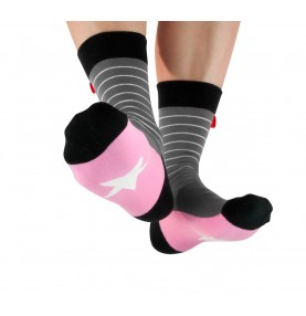 Tagsocks Pink Star